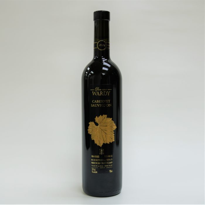 Wardy Cabsauv Armenian Wine