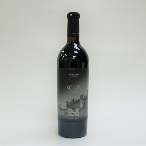Highland Koor Armenian Wine