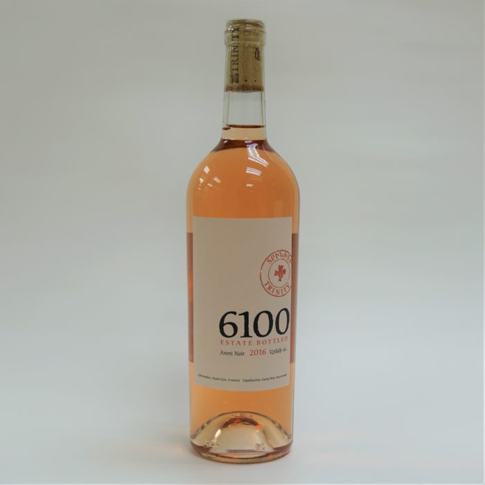 Trinity Rose Armenian Wine